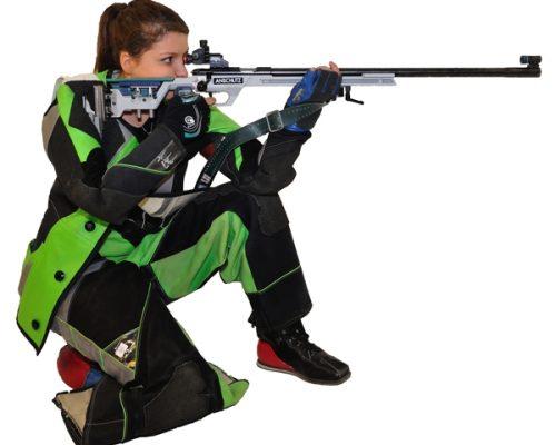 Carabine 50m - Position genoux